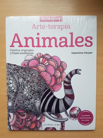 Combo Libro Para Colorear Arte Terapia (2 X 999)