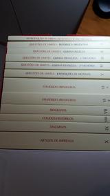 Coleção Barão Do Rio Branco Com 12 Volumes #