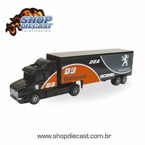 Caminhão Carros Miniaturas Brinquedos Carrinhos