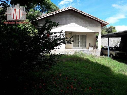 Chácara Com Escritura, 02 Dormitórios À Venda, 900 M² Por R$ 200.000 - Zona Rural - Pinhalzinho/sp - Ch0402