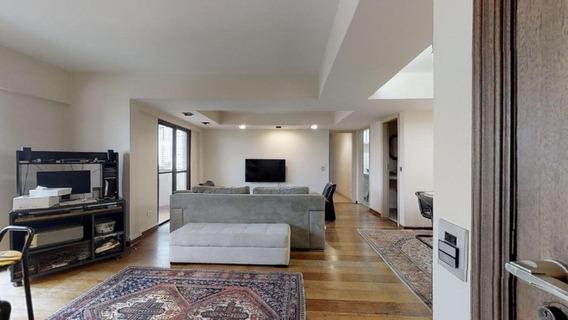 Apartamento Alto Padrão Sem Mobília No Brooklin, Prox A Av. Roque Petroni Jr E Av. Sto Amaro - Sf28972
