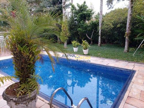 Imagem 1 de 30 de Casa Com 4 Dormitórios À Venda, 480 M² Por R$ 2.800.000 - 18 Do Forte - Santana De Parnaíba/sp - Ca3555