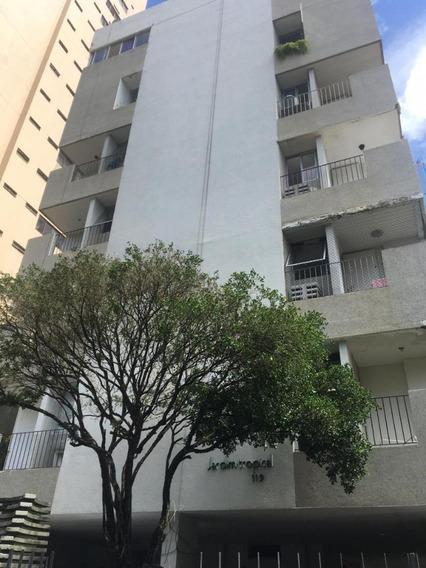 Apartamento Em Graças, Recife/pe De 37m² 1 Quartos Para Locação R$ 1.400,00/mes - Ap606429