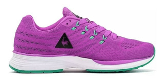 Zapatillas Le Coq Sportif Fierce W Purple Cian (7527)