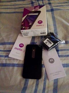 Motorola Moto G 3ª Geração 8 Gb 2chip 4g Moto G3 13mp