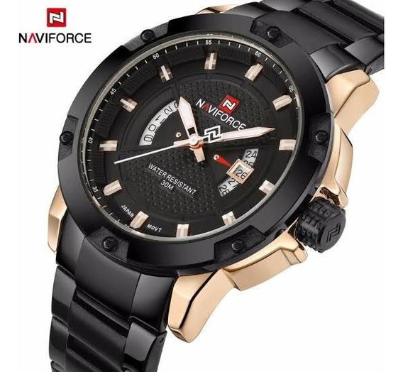Relógio Masculino Naviforce Nf9085 Original