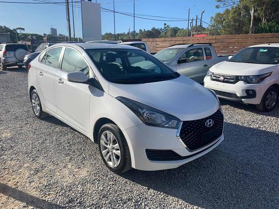 Hyundai Hb20 1.6 Comfort Plus 5p 2019 Nuevo Pto/financio !