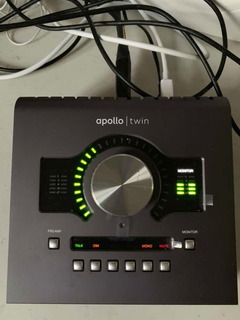 Apollo Twin Mkii Duo