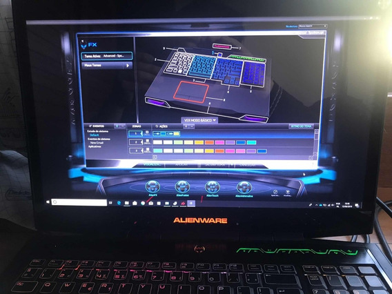 Alienware M17x Placa De Vídeo Hd6990 2gb