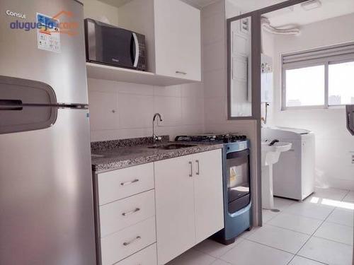 Imagem 1 de 17 de Apartamento Com 2 Dormitórios Para Alugar, 49 M² Por R$ 2.500,00/mês - Vila Santa Catarina - São Paulo/sp - Ap12826