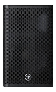 Parlante Yamaha DXR12 portátil Negro mate 100V/240V
