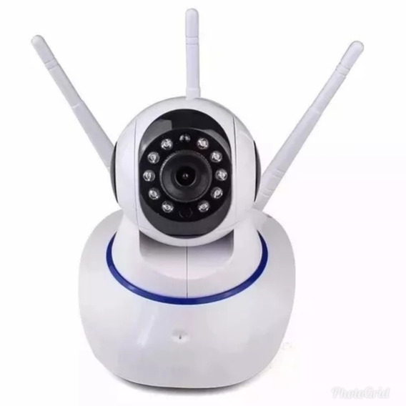 Camera De Seguranca Via Wifi