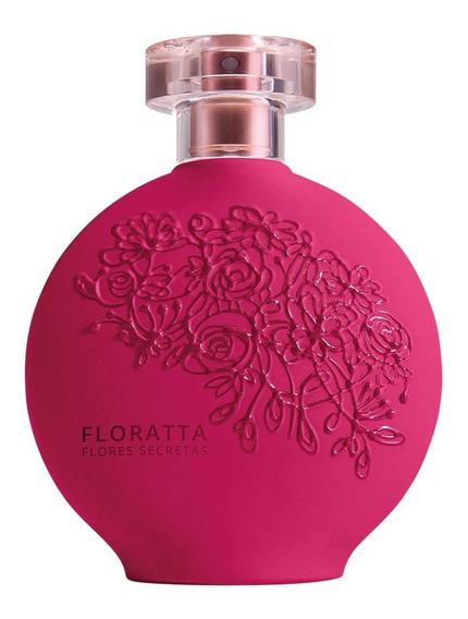 Floratta Flores Secretas Desodorante Colônia 75ml