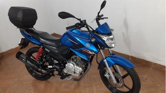 Yamaha Ys 150 Fazer Sed 2014 Azul