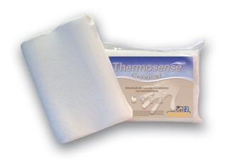 Almohada Suavestar Thermosense Viscoelastica Cervical Memory