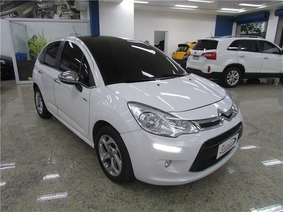 Citroen C3 1.6 Exclusive 16v Flex 4p Automático