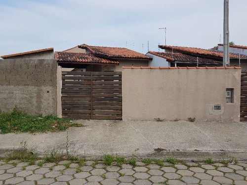 Casa Na Praia Com 2 Quartos Em Itanhaém/spp 3474-pc