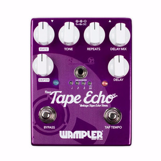 Pedal Wampler Faux Tape Echo V2 Delay Efecto - Oddity