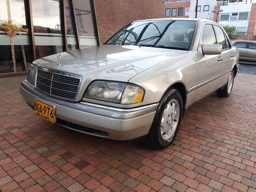 Mercedes Benz Clase C280  En Excelente Estado