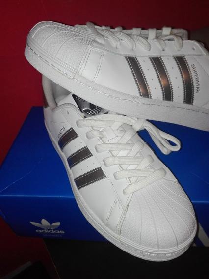 Zapatillas adidas Cuero = Okm Martinez