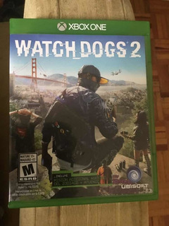 Watch Dogs Para Xbox One