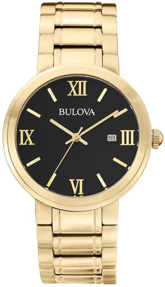 Relógio Bulova Masculino Wb26146u Original Nfe