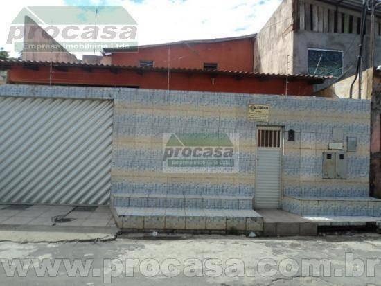 Galpão À Venda, 200 M² Por R$ 750.000,00 - Aleixo - Manaus/am - Ga0120