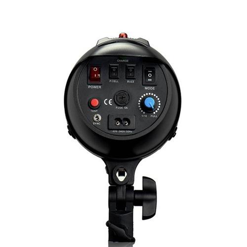 Flash Para Estúdio Greika Eg-250b  - 110 Volts