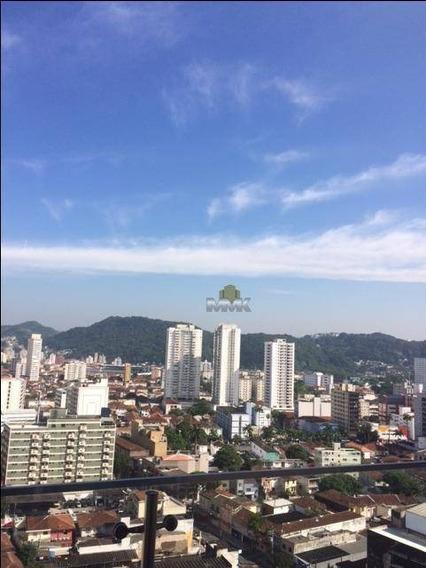 Sala Comercial Duplex The Blue Officemall Santos/sp - 3 Vagas - Estacionamento Para Clientes - Doc Ok - Sa0181