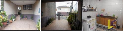 Casa Terrea E Sobrado B. Sta Paula - 17476