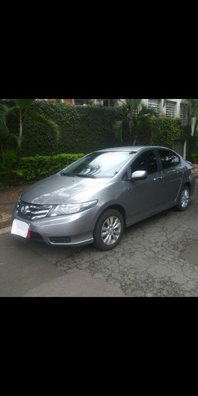 Honda City 1.5 Lx Flex 4p 2013