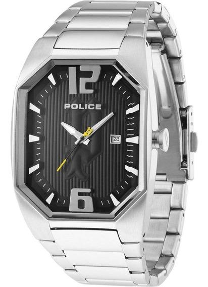 Relógio Masculino Police Octane Pl12895js/02m Novo Na Caixa