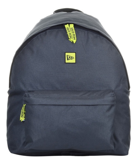 Mochila New Era Back Pack Chumbo