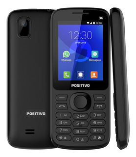Celular Positivo P70 3g Bluetooth Whatsapp Fm Camera Idoso