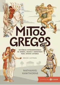 Mitos Gregos - Ediçao Ilustrada