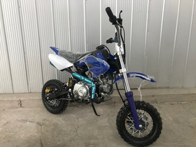 Moto Pitbike Automatica Encendido Electrico