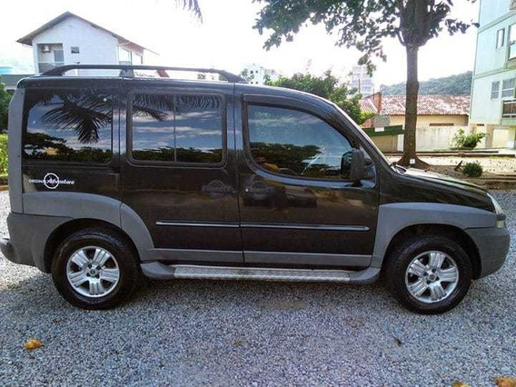 Fiat Doblo 1.8 Original Adventure Flex 5p 2008