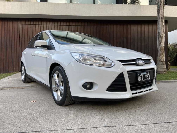 Ford Focus 1.6 S Mt