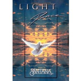 Dvd Santana Light Dance - Importado - Lacrado