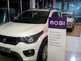 Fiat Mobi 1.0 Easy Pack Top 0km Taraborelli +24 Cuotas Fijas
