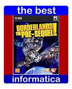 Borderlands Key Steam Pré Sequel | Jogo Pc | Online
