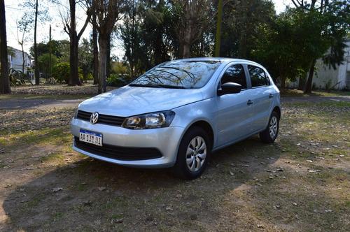 Imagen 1 de 15 de Volkswagen Gol Trend Trendline 5 Ptas