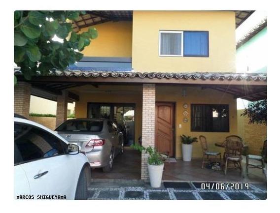 Casa Em Condomínio Para Locação Em Salvador, Pituaçu, 3 Dormitórios, 1 Suíte, 2 Banheiros, 3 Vagas - Vg2069