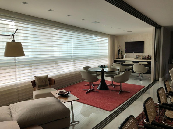 Apartamento 4 Quartos De Luxo No Belvedere - 3952