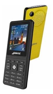 Celular Simtel 4400 Music Mp3 Radio Fm Linterna Amarillo