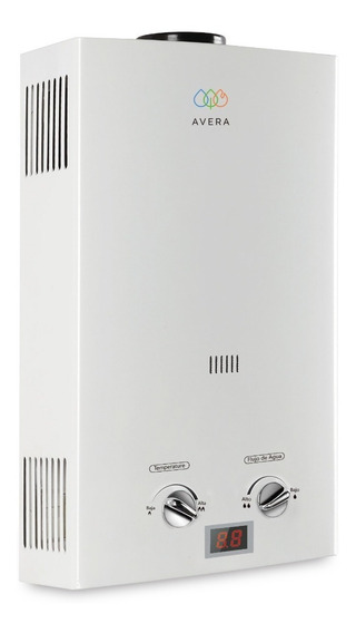 Calentador De Agua 1.5 Servicios. Avera C8lnat. Gas Natural.