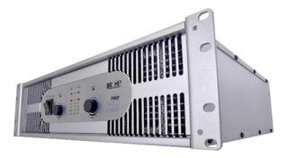 Backstage Amplificador Hcf Pro 40 4000 Watts Rms 2 Canales