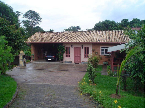 Chácara À Venda, 4 Quartos, 2 Suítes, 2 Vagas, Chácaras São Bento - Valinhos/sp - 5202