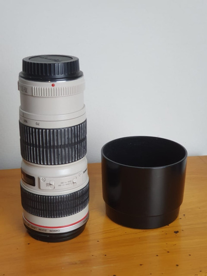 Lente 70-200mm F4 Com Fungo + Nikon 24-85mm Brinde
