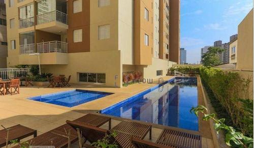 Apartamento 69m², 2 Dormitorios, 1 Suíte, 1 Vagas - Saúde - Ap11785